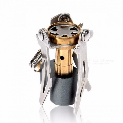 Outdoor Camping Portable Folding Mini Gas Stove