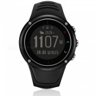 """S23 Outdoor Sports 1.2"""" Smart Watch with GPS Tracker - Black"""