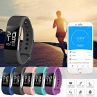 F2 Smart Bracelet avec Fitness Tracker, Heart Rate Monitor - Vert