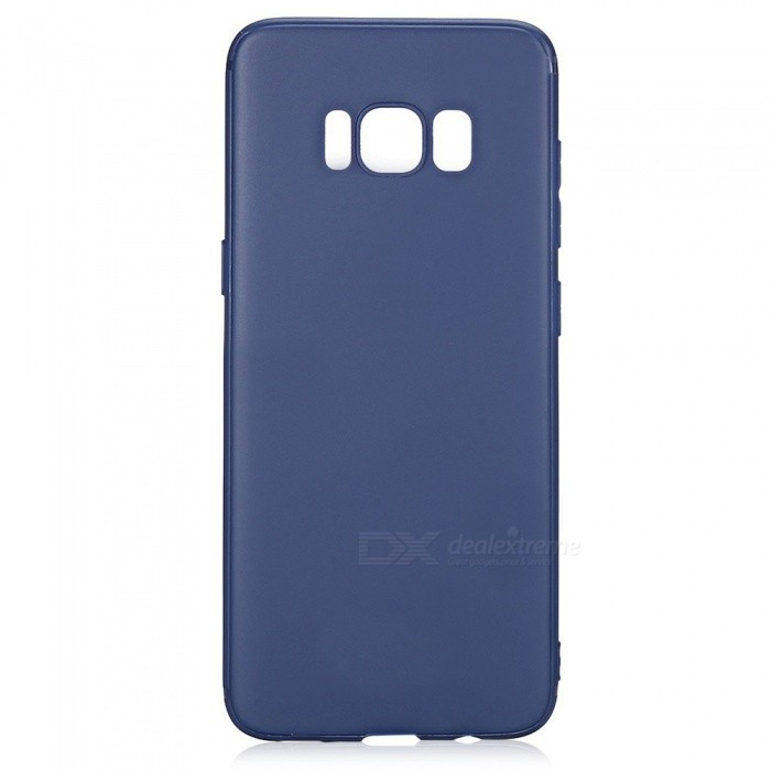 ASLING Ultra-thin Soft TPU Back Case for Samsung Galaxy S8 PlusTPU Cases<br>Form  ColorBlueModelASL-050901MaterialTPUQuantity1 pieceShade Of ColorBlueCompatible ModelsSamsung Galaxy S8 PlusPacking List1 x Protective case<br>