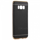 ASLING Ultra-thin Soft TPU Case for Samsung Galaxy S8 Plus - Black