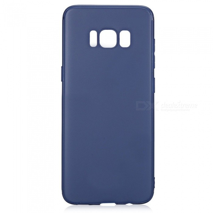ASLING Ultra-thin Soft TPU Back Case for Samsung Galaxy S8 - BlueTPU Cases<br>Form  ColorBlueModelASL-050901MaterialTPUQuantity1 pieceShade Of ColorBlueCompatible ModelsSamsung Galaxy S8Packing List1 x Protective case<br>