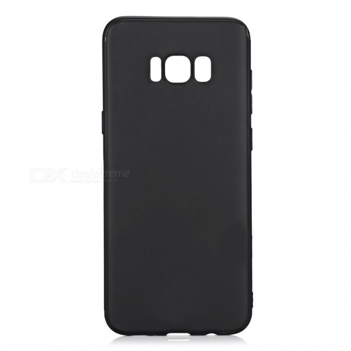 ASLING Ultra-thin Soft TPU Back Case for Samsung Galaxy S8 - Black