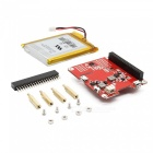 Geekworm RPI Power Pack HAT Lithium Battery with Expansion Board