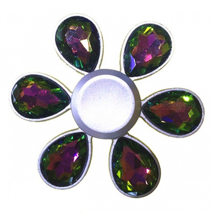 6-Petal Style Hand Spinner Toy Anti Stress Fingertip Gyroskop