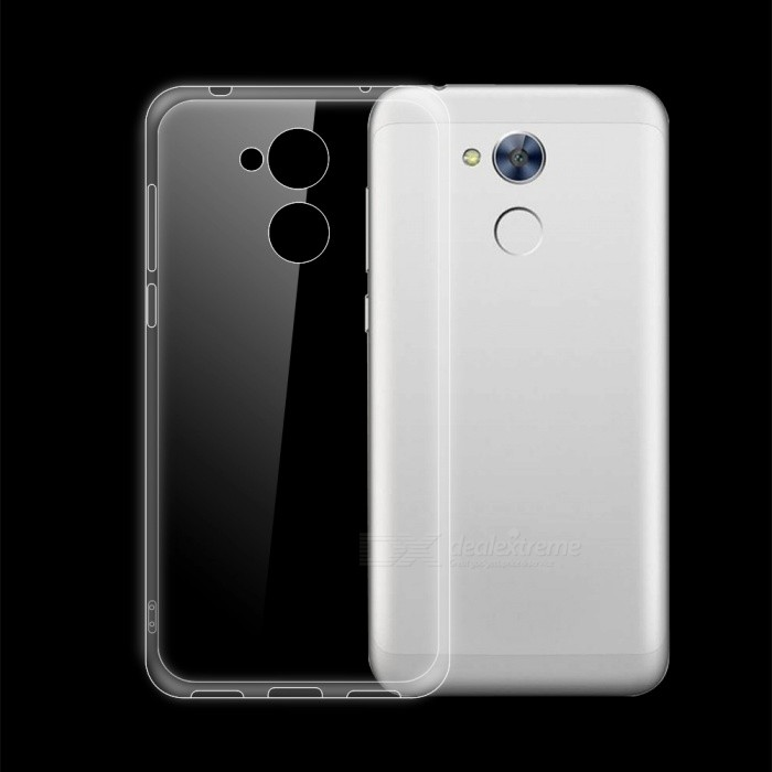 Dayspirit Ultra-Thin TPU Back Cover Case for Huawei Honor 6ATPU Cases<br>Form  ColorTransparentModelN/AMaterialTPUQuantity1 pieceShade Of ColorTransparentCompatible ModelsHuawei Honor 6APacking List1 x Case<br>