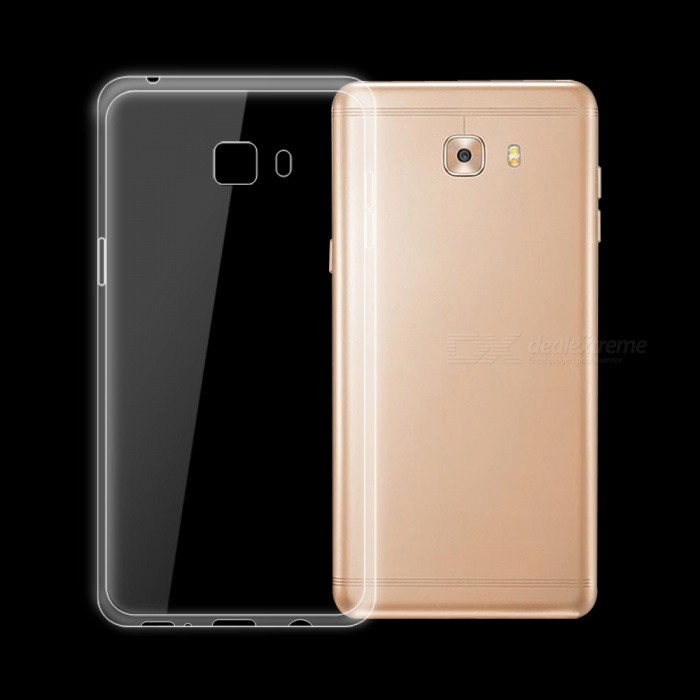 Dayspirit Ultra Thin TPU Back Cover Case For Samsung Galaxy C9 Pro