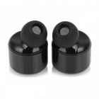 Cwxuan Wireless Bluetooth V4.2 Stereo In-Ear Earphone - Black (1 Pair)