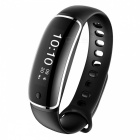 M4 Sports Smart Bracelet Band IP67 Monitorización del ritmo cardíaco - Negro