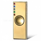 ZHAOYAO USB Rechargeable Cigarette Lighter, Hand Spinner - Golden