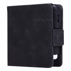 KELIMA Retro Style Leather Electronic Cigarette Case - Black