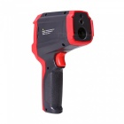 UNI-T UTi80 Handheld Infrared Thermal Imaging Thermometer - Red, Black