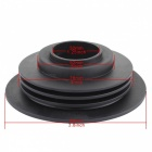 MZ 32mm PVC Rubber Seal Dustproof Cover Kit for HID LED Headlight