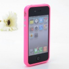 Stylish Protective Bumper Frame Case for Iphone 4 / 4S - Pink
