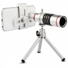 18X Zoom Optical Telescope Telephoto Lens Kit with Tripod for Phones