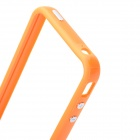 Stylish Protective Bumper Frame Case for Iphone 4 / 4S- Orange