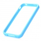 Stylish Protective Bumper Frame Case for Iphone 4 / 4S - Blue