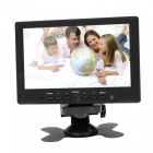 "7"" TFT LED HD Color Monitor w/ AV HD VGA Input (US Plug)"