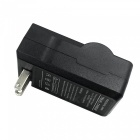 ZHAOYAO 4Pcs 3.7V 2000mAh 14500 Li-ion Batteries with US Charger
