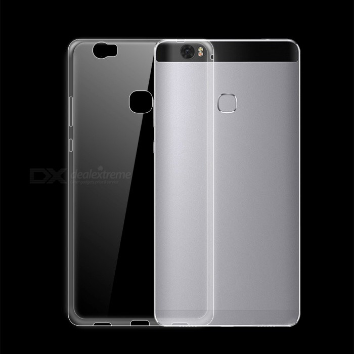 Dayspirit Ultra-Thin TPU Back Cover Case for Huawei Honor Note8TPU Cases<br>Form  ColorTransparentModelN/AMaterialTPUQuantity1 pieceShade Of ColorTransparentCompatible ModelsHuawei Honor Note8Packing List1 x Case<br>