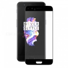 Hut-Prince 0.2mm 9H 3D Full Cover Protector für OnePlus 5-Schwarz