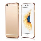 Mr.northjoe TPU Back Cover Case for IPHONE 6 Plus, 6S Plus - Golden