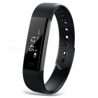 ID115 IP67 Waterproof Smart Bracelet with Fitness Tracker - Black
