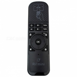 rii i7 mini fly air mouse 2.4ghz control remoto inalámbrico