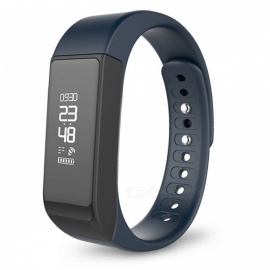 Bracelet iWown i5 plus IP65 imperméable à l'eau original - bleu