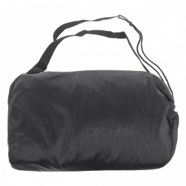Inflatable Air Lazy Sleeping Bag - Black