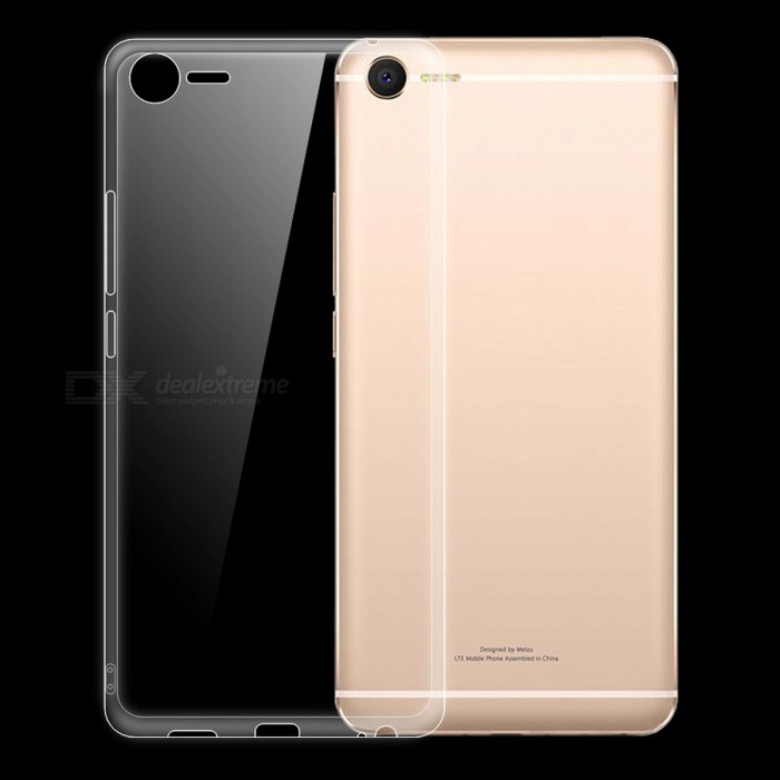 Dayspirit Ultra-Thin TPU Back Cover Case for Meizu E2