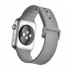 Buy Miimall Soft Silicone Watch Strap Apple 42mm - Grey