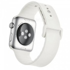Buy Miimall Soft Silicone Watch Strap Apple 42mm - White