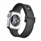 Buy Miimall Soft Silicone Watch Strap Apple 38mm - Black