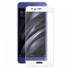Hat-Prince Full Coverage Tempered Protector for XIAOMI MI 6 - White
