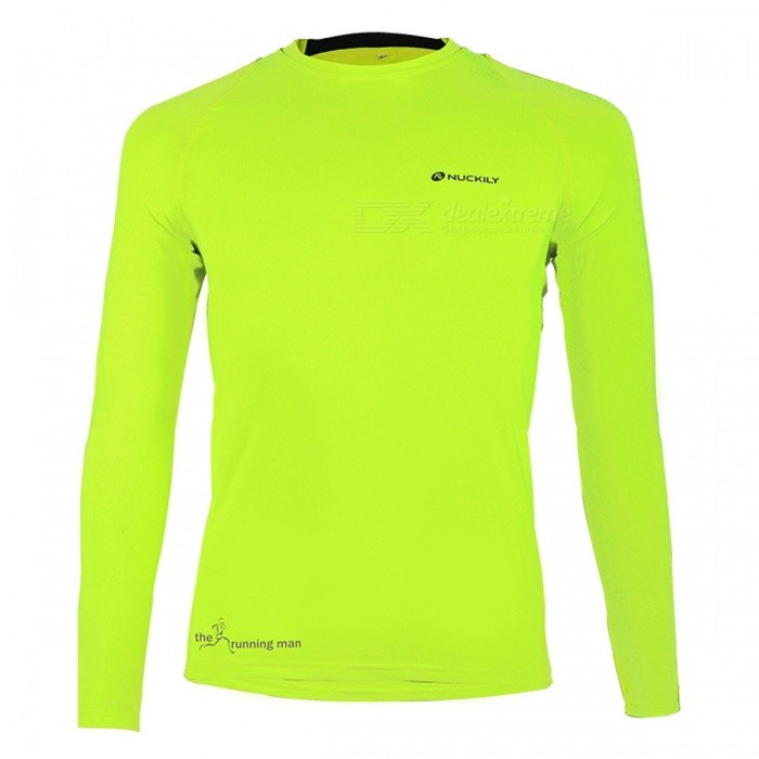 NUCKILY Riding Jacket for Spring Summer - Fluorescent Green (XL)Form  ColorFluorescent GreenSizeXLModelMH010Quantity1 DX.PCM.Model.AttributeModel.UnitMaterial89% Polyester + 11% SpandexGenderUnisexSeasonsSpring and SummerShoulder WidthNo DX.PCM.Model.AttributeModel.UnitChest Girth66 DX.PCM.Model.AttributeModel.UnitSleeve Length69.5 DX.PCM.Model.AttributeModel.UnitTotal Length94 DX.PCM.Model.AttributeModel.UnitWaistNo DX.PCM.Model.AttributeModel.UnitTotal LengthNo DX.PCM.Model.AttributeModel.UnitSuitable for Height170-175 DX.PCM.Model.AttributeModel.UnitBest UseCycling,Mountain Cycling,Recreational Cycling,Road Cycling,Bike commuting &amp; touringSuitable forAdultsTypeLong JerseysPacking List1 x Jersey<br>