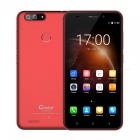 """Gretel S55 5.5"""" Android 7.0 Quad-Core 3G smartphone 16G ROM - Red"""