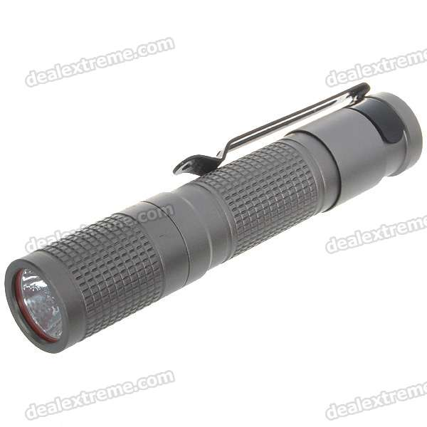Eastward YJ J09 Cree XP-E-R3 4-Mode 240-Lumen LED Flashlight with Clip (1*AA)