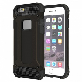 Dayspirit TPU PC Dual Layer Case for IPHONE 6 / 6s - Black