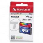 Transcend 400X 16GB Compact Flash CF Memory Card