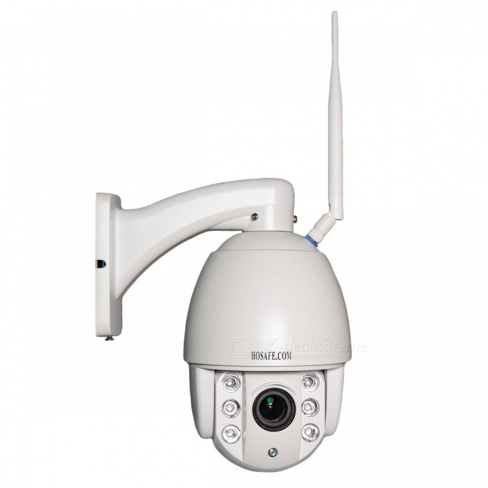 HOSAFE 960P 4X zoom wi-fi speed dome PTZ IP kamera (US konektor)