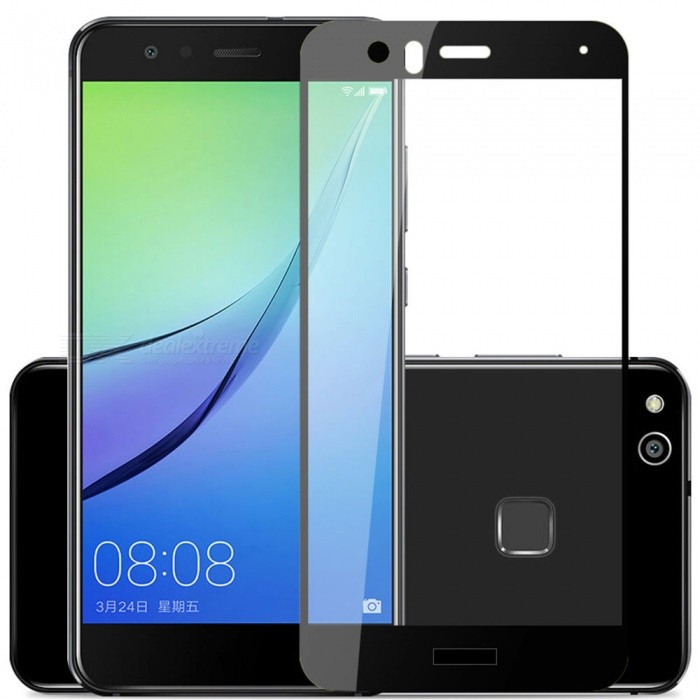 Naxtop Tempered Glass Screen Protector for Huawei P10 Lite - BlackScreen Protectors<br>Form  ColorBlackScreen TypeGlossyModelN/AMaterialTempered GlassQuantity1 DX.PCM.Model.AttributeModel.UnitCompatible ModelsHuawei P10 LiteFeatures2.5D,Fingerprint-proof,Scratch-proof,Tempered glassPacking List1 x Tempered glass film1 x Wet wipe1 x Dry wipe1 x Dust absorber<br>