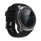 S958 Sport Smart Watch Vattentät Watch Phone w / GPS - Svart