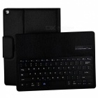 Removable Wireless Keyboard Folio Case Stand for IPAD PRO 12.9 - Black