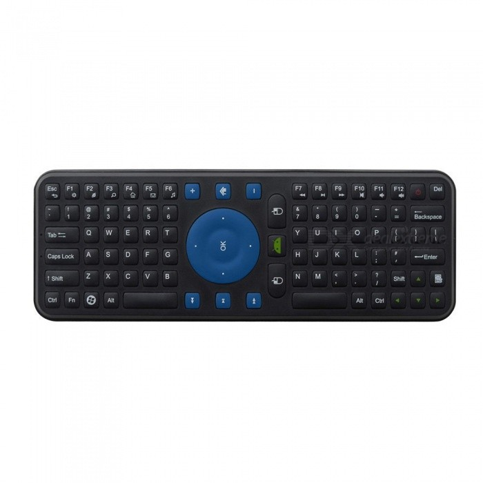 Measy RC7 2.4GHz Wireless Air Mouse Keyboard with Remote Controller ... 8f594f109b7f4