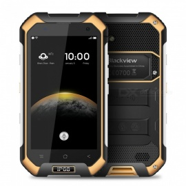 Blackview BV6000 Android 6.0 Phone with 3GB RAM, 32GB ROM - Yellow