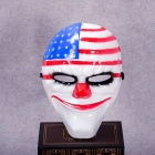 Halloween Flag Payday2 Theme Mask