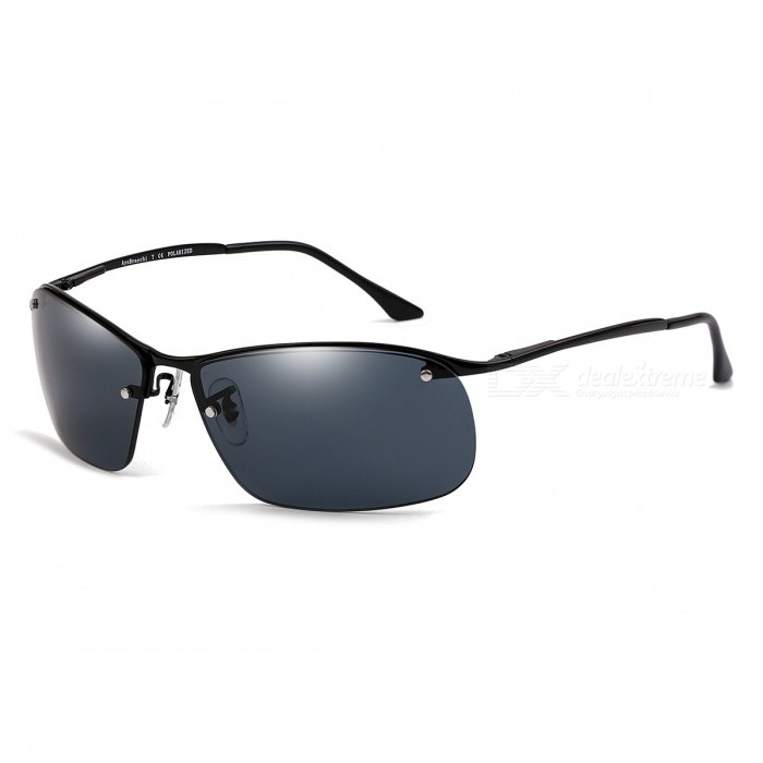 Outdoor Polarized High Definition Nylon Mens Sunglasses for DriverSunglasses<br>Frame ColorBlackLens ColorBlackModel3183Quantity1 pieceShade Of ColorBlackFrame MaterialMonel alloyLens MaterialNylon polarizationProtectionUV400GenderMenSuitable forAdultsFrame Height4 cmLens Width6.3 cmBridge Width1.5 cmOverall Width of Frame14.6 cmPacking List1 x Sunglasses1 x Glasses cloth1 x Glasses case<br>