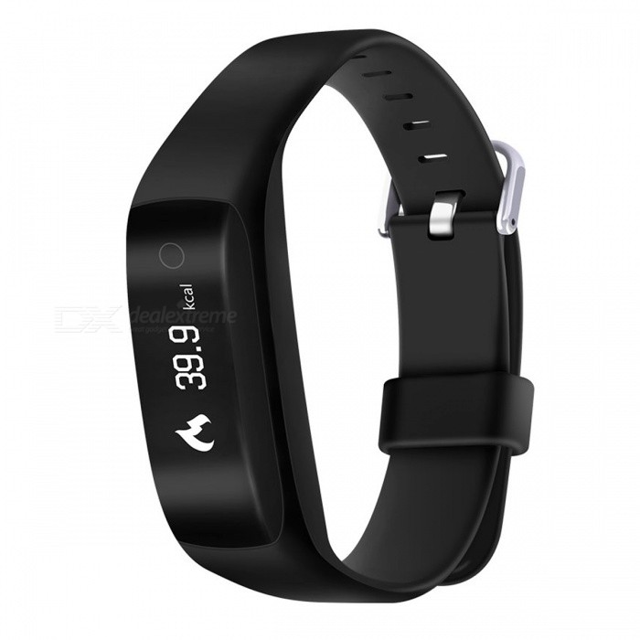 Lenovo HW01 Plus Smart Bracelet with 0.91 OLED Touch Screen - BlackSmart Bracelets<br>Form  ColorBlackModelHW01 PlusQuantity1 DX.PCM.Model.AttributeModel.UnitMaterialSilica gelShade Of ColorBlackWater-proofYesBluetooth VersionOthers,Bluetooth V4.2Operating SystemNoCompatible OSAndroid 4.4 or higher , iOSBattery Capacity90mAh DX.PCM.Model.AttributeModel.UnitBattery TypeLi-polymer batteryStandby Time7 DX.PCM.Model.AttributeModel.UnitCertificationRTTR/LVD/EMCOther FeaturesDynamic heart rate monitor, smart pedometer, calories record, sleep monitor, sync date and time, notifications, remote camera control, anti-lost alert, find Phone, sedentary alert, etc.Packing List1 x Smart Bracelet1 x User manual<br>