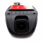 Funrover USB Front View Kamera HD Car DVR-tallennin Android Radio